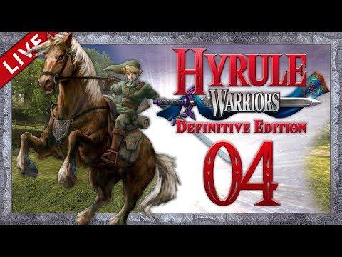 HYRULE WARRIORS: DEFINITIV EDITION #4: Twilight Princess Storyline! [1080p] ★ Let's Play