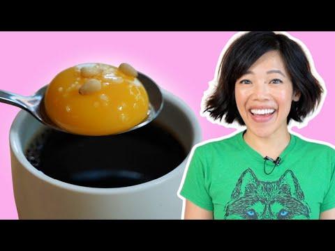 Egg Yolk Coffee