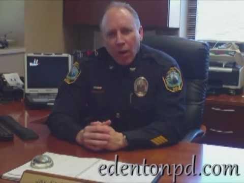Edenton Police Department Recruitment
