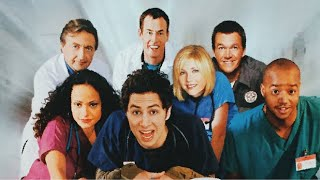 Scrubs 3x01 - Tom Petty And The Heartbreakers - American Girl