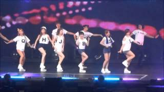 130713 Fancam Roly Poly (Japan ver) - T-ara in Budokan Concert