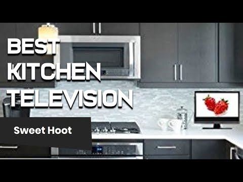 The Best Small Tv For Kitchen In 2021 Size Comparison Faq