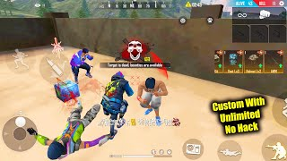 Garena Free Fire King Of Factory Fist Fight 44 | Amazing Gameplay In Free Fire | P.K. GAMERS
