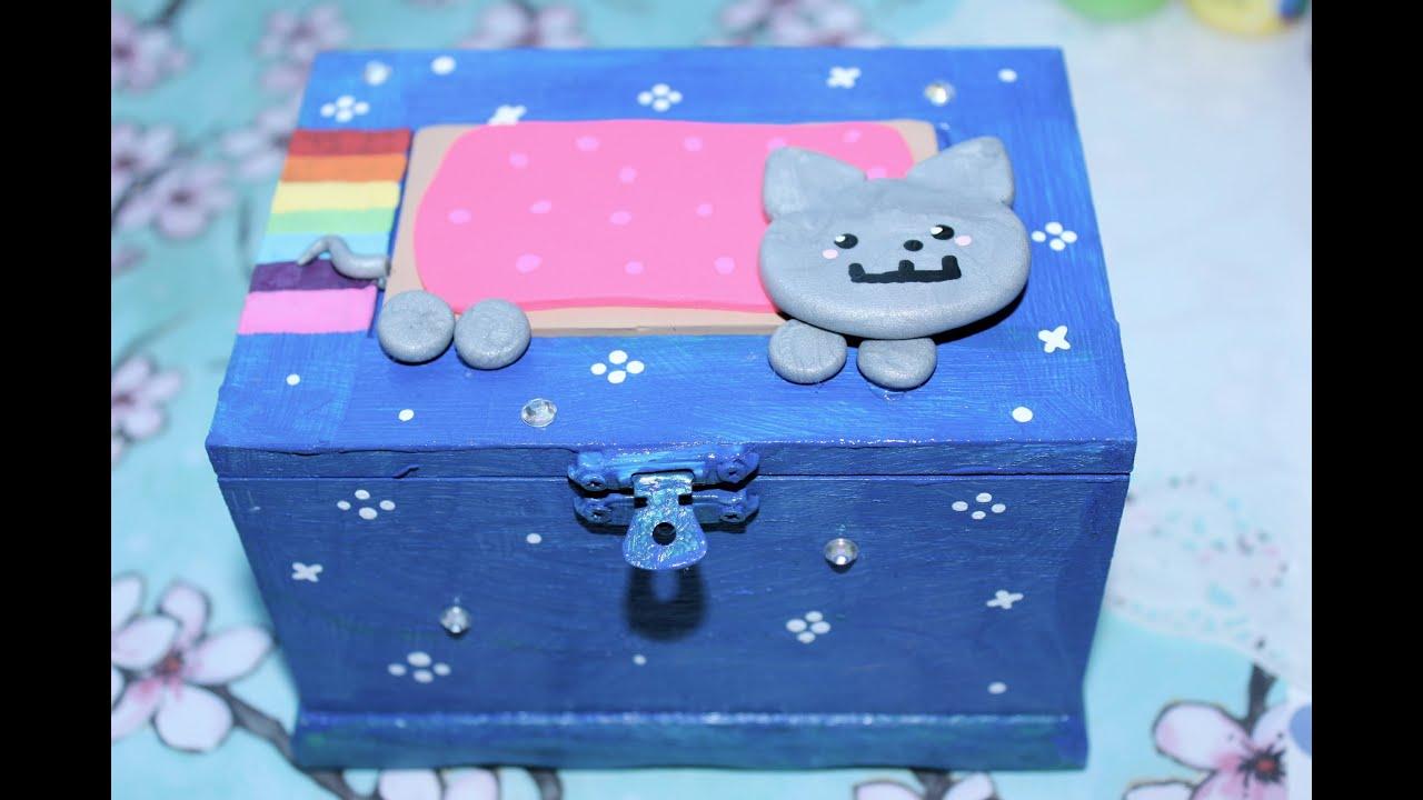 Nyan Cat Music Box