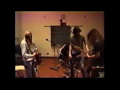 Nirvana (studio footage) - June, 1989, The Evergreen State College, Olympia, WA