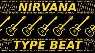 (FREE) Nirvana x Ghostmane x XXXTENTACION x Sarius Type Beat #fuckmosquitoes Grunge Trap prod.Wy3O