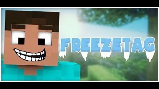 Minecraft: Freeze Tag(Trolling)