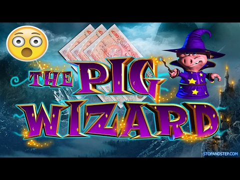 A Bit of This and a Bit of That - PIG WIZARD, JACKPT GEMS and MORE!!!