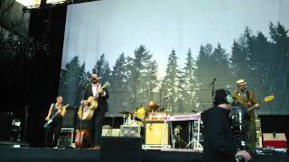 The Decemberists - O Valencia! - Live in San Francisco, Outside Lands 8-14-11