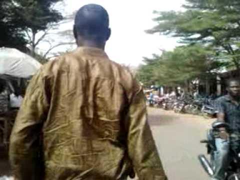 A walk through Ouagadougou's city center