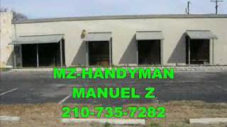 Mz-handyman Builds Canopies, Awnings And Carports (all Metal!)