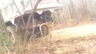 ford ltl 9000 dumping