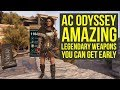 Assassin's Creed Odyssey Best Weapons YOU CAN GET EARLY In The Game (AC Odyssey Best Weapons)
