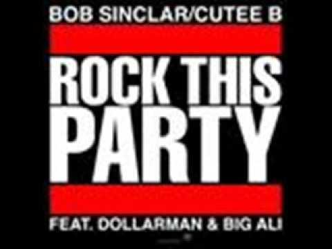 Rock this Party Vs Love Generation - Bob Sinclar
