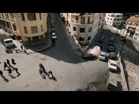 『ジェイソン・ボーン』「THE BEST OF BOURNE/カーチェイス」映像