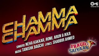 Chamma Chamma Dance Video | Gagan chouksey Choreography | Elli Avrram Arshad Neha Kakkar