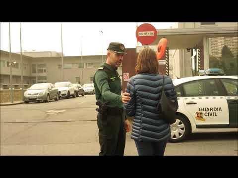 'Rompe tu silencio', o vídeo da Garda Civil contra a violencia de xénero