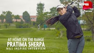 She could very well be Nepal's first pro female golfer | PRATIMA SHERPA | M&S INSPIRE | M&S VMAG