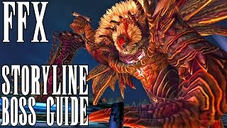 Final Fantasy X - Storyline Boss Guide - AI, Tips & Tricks