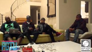 "Damon Dash ""Black Film Responsibility"" (Loisaidas Debate) Jade Yorker (Actor)"