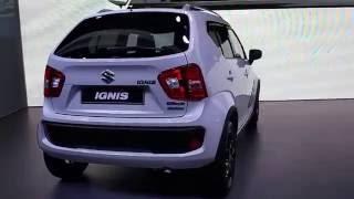 "Suzuki Ignis ""Парижский Автосалон"" (Live)"