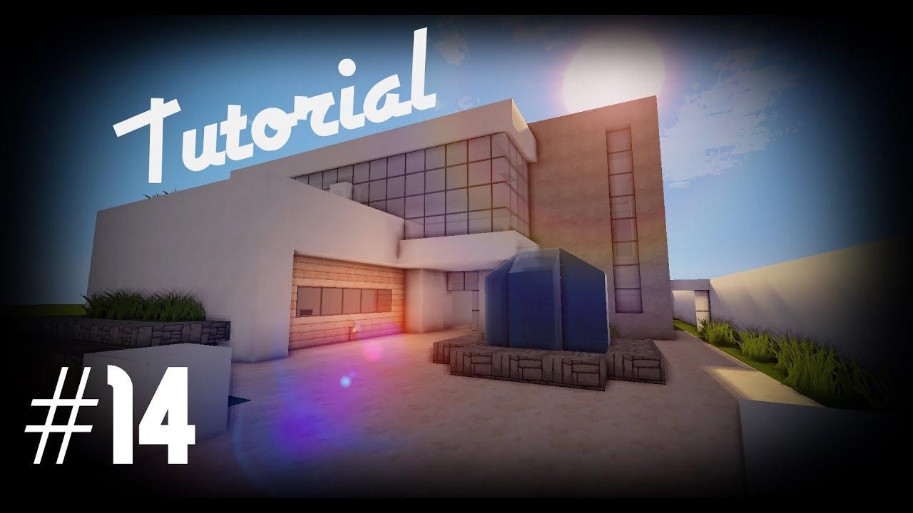 Minecraft como hacer una casa moderna 14 youtube for Eumaster casa moderna 8x8