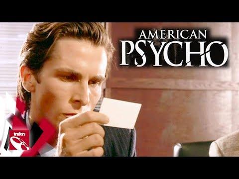 American Psycho - Trailer HD #Español (2000)