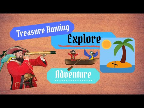 The Adventures of Captain Jay and Tiki: Treasure Hunt