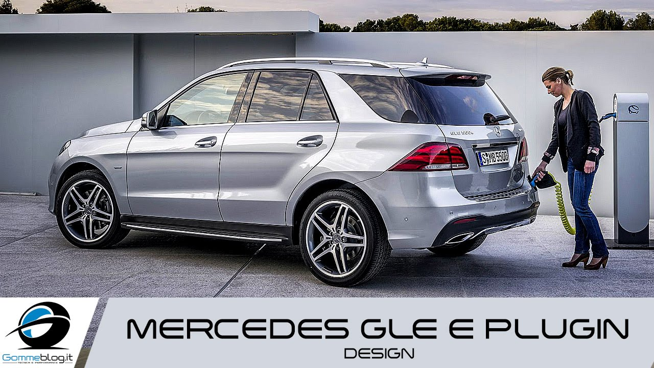 mercedes benz gle 500 e 4matic plug in hybrid youtube. Black Bedroom Furniture Sets. Home Design Ideas