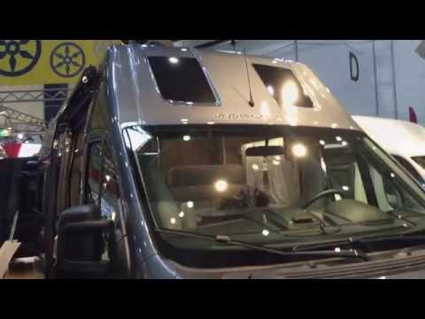 Karmann Dexter 555, Caravan Salon Düsseldorf 2016