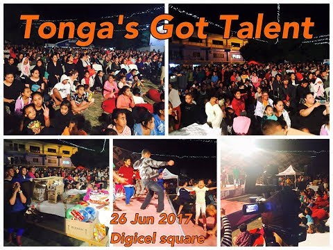 Tonga's Got Talent 2017