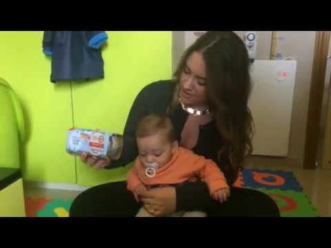 Unboxing con Nonabox a manos de un bebé...