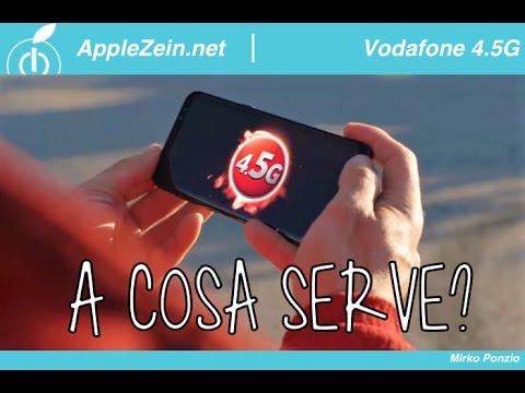 Vodafone rilascia la rete 4.5G. Ma a che CAZ*O ci serve?🤔