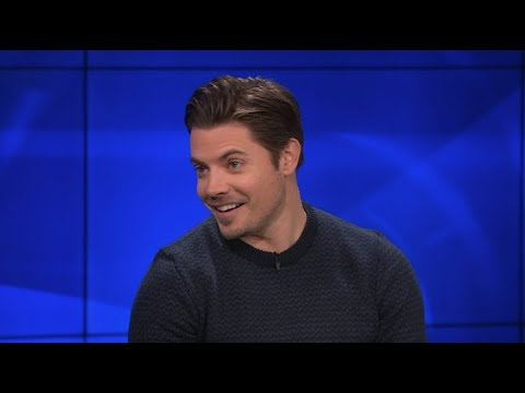 "Josh Henderson on How his Career Started & ""The Arrangement"""
