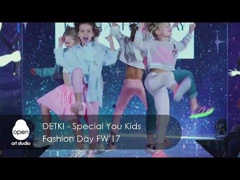 DETKI - Special You Kids Fashion Day FW'17