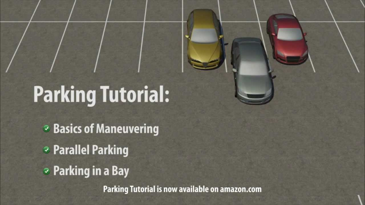 Parking Tutorial Sample Youtube