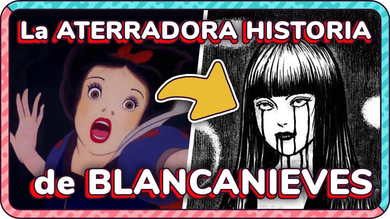 La ATERRADORA historia secreta de BLANCANIEVES | Junji Ito