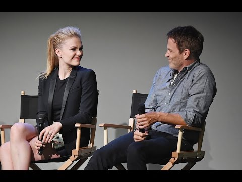 Anna Paquin and Stephen Moyer  on True Blood and their Marriage