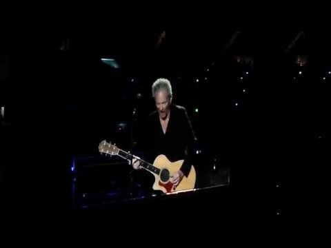 Fleetwood Mac - Never Going Back Again - Mar 28, 2015 - Kansas City - Sprint Center