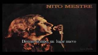 """Nito Mestre-""""Distinto Tiempo""""- (audio)"""