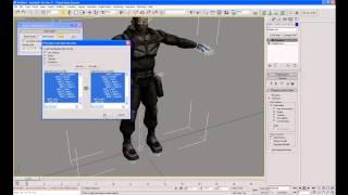 Видео урок импорт xray object import для 3d max