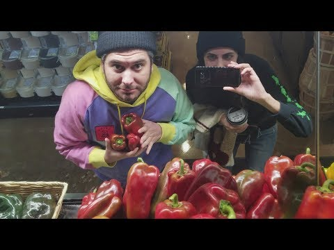 Thumbnail: Stealing Bell Peppers in Santa Cruz