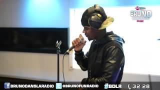 black m sur ma route live fun radio bruno dans la radio