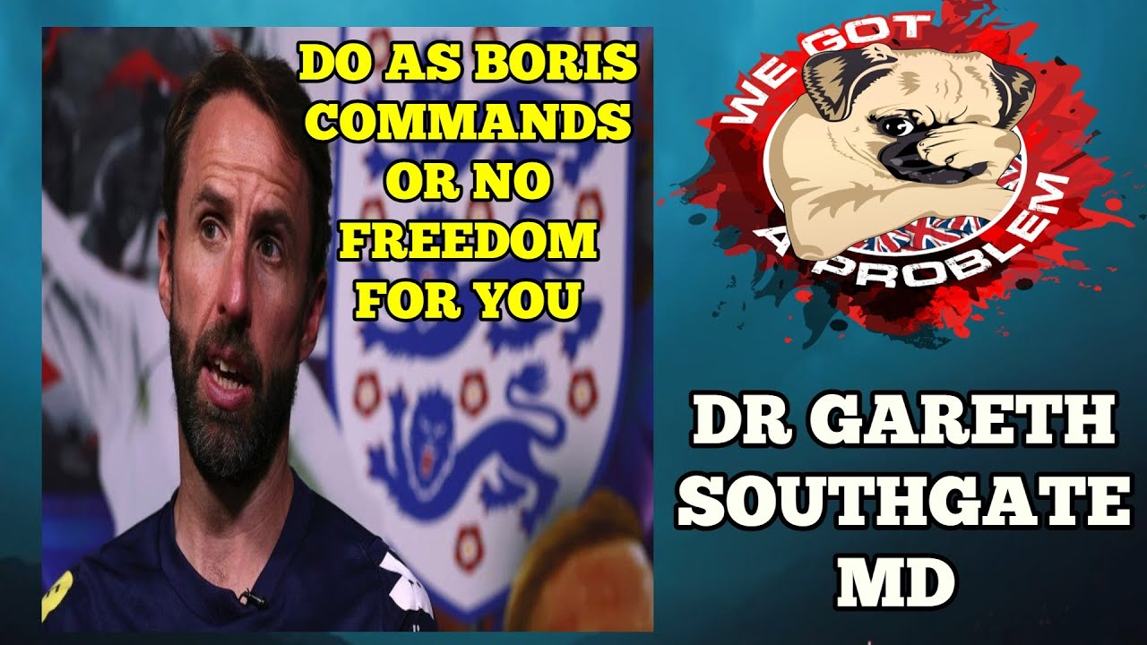 Dr Gareth Southgate MD... Should Stick To Football