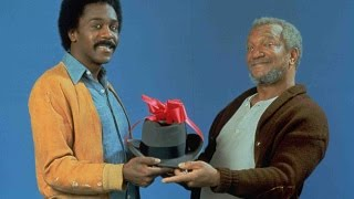Sanford and Son Season 3 Episode 2 Lamont as Othello