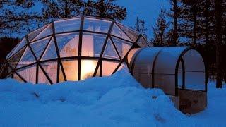 Stunning ice hotels from around the world 1. icehotel in jukkasjärvi, sweden. 2. kakslauttanen arctic resort saariselkä, finland. 3. hotel de ...