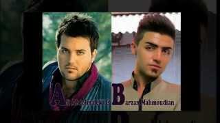 Ali Abdolmaleki & Barzan Mahmoudian-Delakam-Remix-Kurdish Subtitli