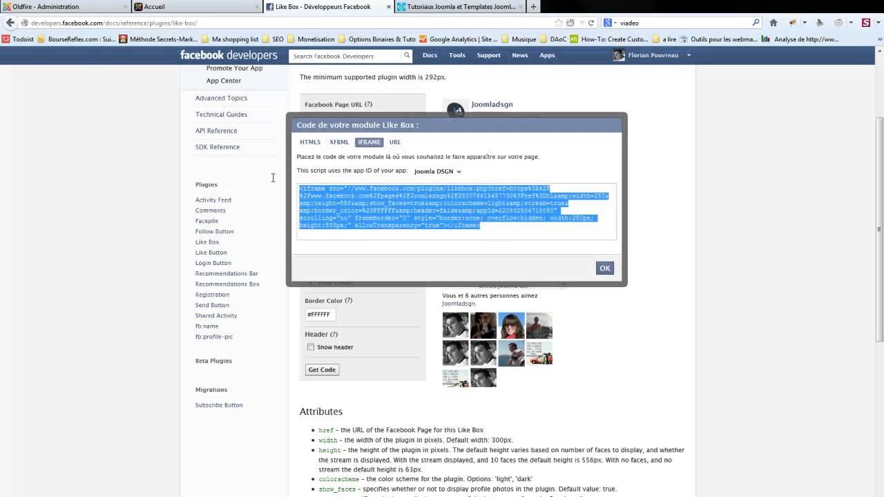 facebook site internet