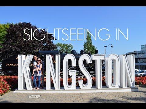 Sightseeing in Kingston Ontario | Travel Vlog
