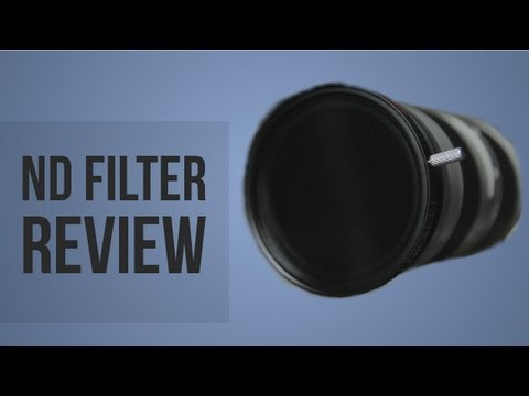 Genus Variable ND Fader Filter Review